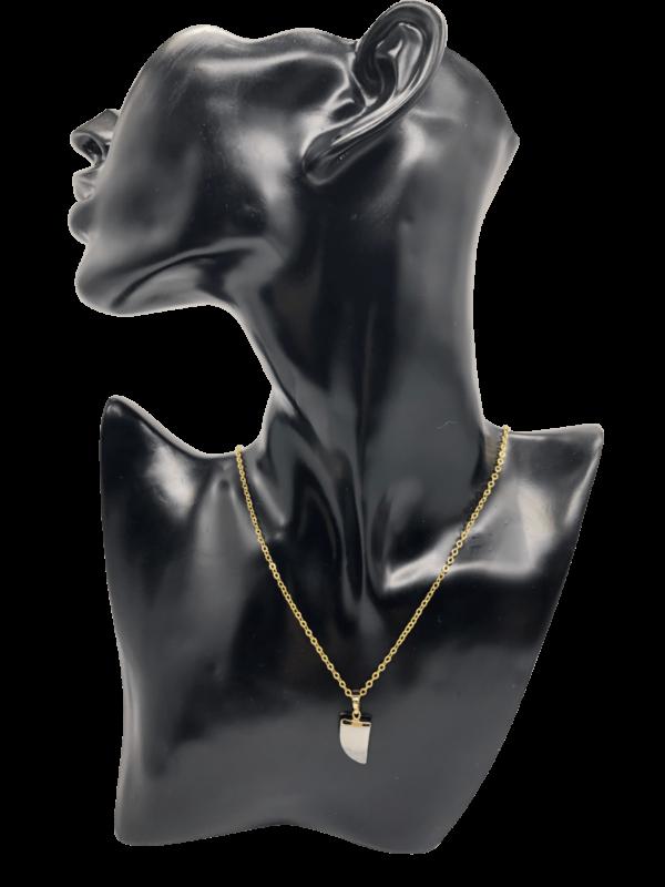 necklace kette souldja vergoldet