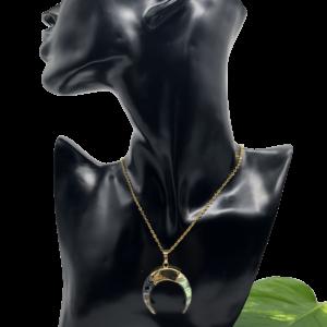 Kette Halskette supernatural muschel gold