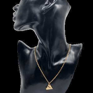 paper aeroplane necklace kette souldja
