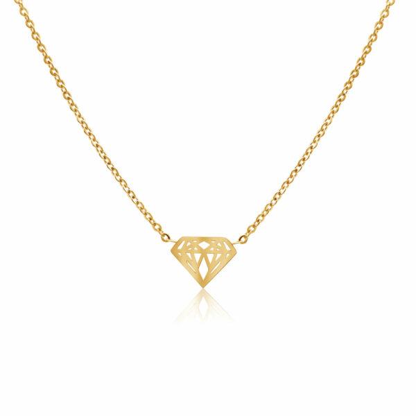 kette filigran gold diamant souldja